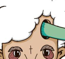 Pibe & Pencils Sticker