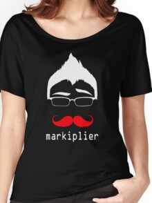 MARKIPLIER FACE Women's Relaxed Fit T-Shirt