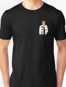 Three Hole Punch Version of Jim T-Shirt