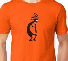 kokopelli music flute digiridoo Unisex T-Shirt