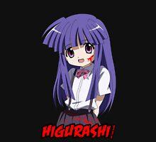 higurashi when they cry furude rika anime manga shirt Unisex T-Shirt