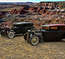 Heart of America Rat Rods and Old School Hot Rods by TeeMack