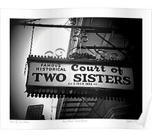 Court Of Two Sisters Poster