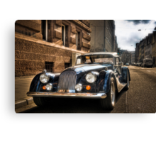 Morgan Plus 8 Canvas Print