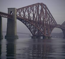 Calm on the Forth by Miln3y