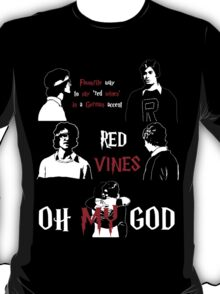 Red Vine Empathy T-Shirt