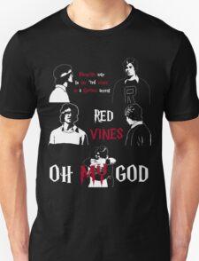 Red Vine Empathy Unisex T-Shirt