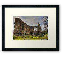 Abbey Refectory Framed Print