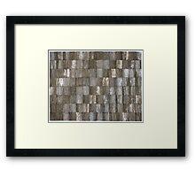 [Fields] tin Framed Print
