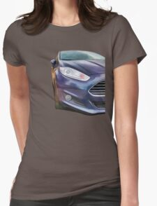 Ford Fiesta Womens Fitted T-Shirt
