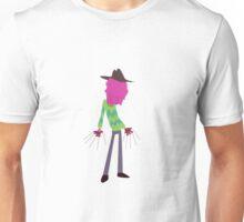 Minimalist Scary Terry Unisex T-Shirt