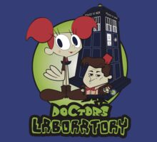 Doctor's Laboratory by ChocolateRoy