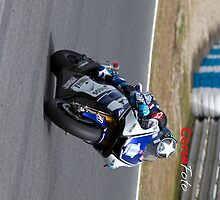 Ben Spies in Jerez 2012 by corsefoto