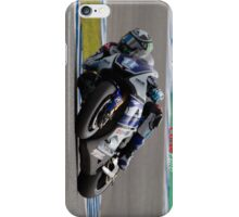 Ben Spies in Jerez 2012 iPhone Case/Skin