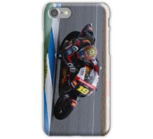 Alvaro Bautista in Jerez 2012 iPhone Case/Skin