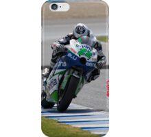 Ivan Silva in Jerez 2012 iPhone Case/Skin
