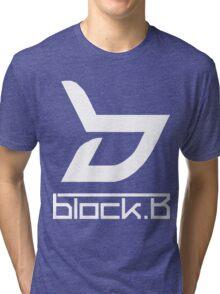 block. B Tri-blend T-Shirt