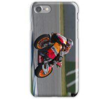 Casey Stoner in Jerez 2012 iPhone Case/Skin