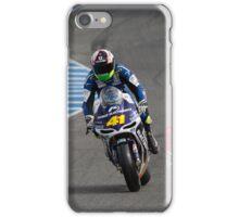 Aleix Espargaro in Jerez 2012 iPhone Case/Skin