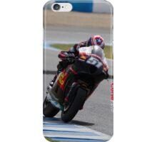 Michel Pirro in Jerez 2012 iPhone Case/Skin