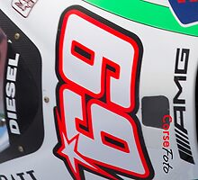 Nicky Hayden's bike by corsefoto