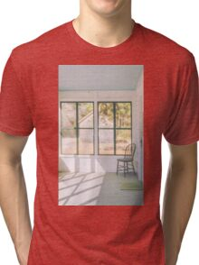 Whitesbog Village Porch Tri-blend T-Shirt