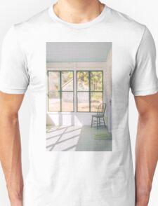Whitesbog Village Porch Unisex T-Shirt