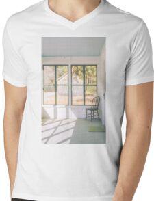 Whitesbog Village Porch Mens V-Neck T-Shirt