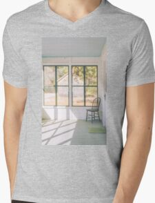 Whitesbog Village Porch Mens V-Neck T-Shirt