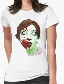 Dead Love Womens Fitted T-Shirt
