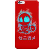 Pokemon squirtle iPhone Case/Skin