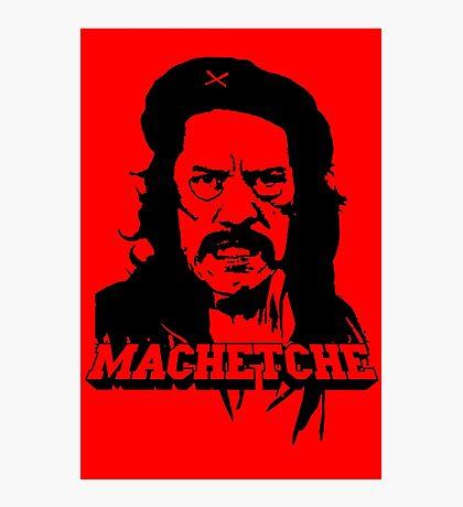 MachetChe Photographic Print