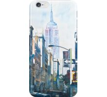 New York - Empire State iPhone Case/Skin