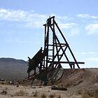 Old Mine  by marilyn diaz