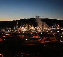 Petrochemical Seduction #3 by Ken McElroy