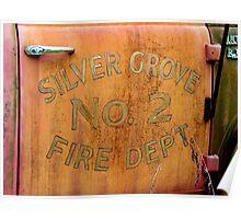 Silver Grove No. 2 Poster