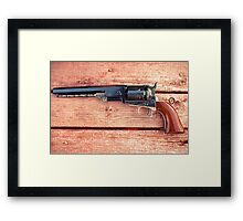 1851 Colt Navy Framed Print