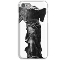 Nike the winged goddess of victory iPhone Case/Skin
