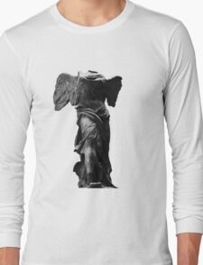 Nike the winged goddess of victory Long Sleeve T-Shirt