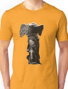 Nike the winged goddess of victory Unisex T-Shirt