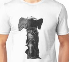Nike the winged goddess of victory Unisex T-Shirt