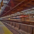 train, newark series by mikepaulhamus