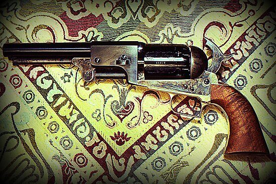 Colt 2nd Model Dragoon by Phil Campus