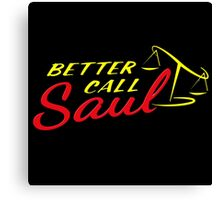 Better Call Saul TV Series v.2 Canvas Print