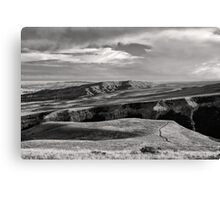 Colton Draw Overlook Canvas Print