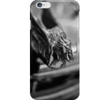 Cadillac Hood Ornament iPhone Case/Skin