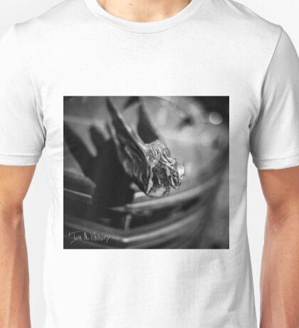 Cadillac Hood Ornament Unisex T-Shirt