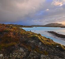 Blue Lagoon HDR, Iceland by Chris Jones