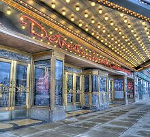 Detroit's Finest Entertainment by Mark Bolen