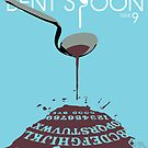 The Bent Spoon issue 09 cover by thebentspoonmag